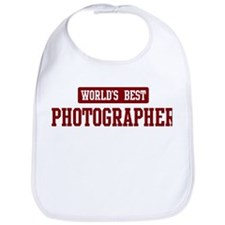 Worlds best Photographer Bib