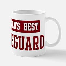 Worlds best Lifeguard Mug