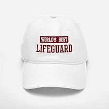 Worlds best Lifeguard Baseball Baseball Cap