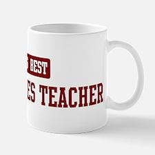 Worlds best Peace Studies Tea Mug