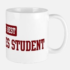 Worlds best Peace Studies Stu Mug