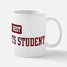 Worlds best Language Arts Stu Mug