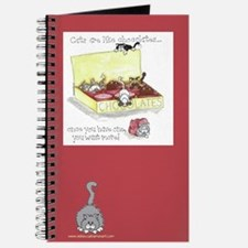Chocolate Cats Journal