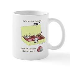 Chocolate Cats Mug