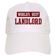 Worlds best Landlord Baseball Cap