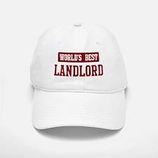 Worlds best Landlord Cap