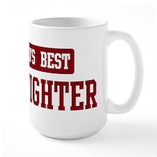 Worlds best Firefighter Mug