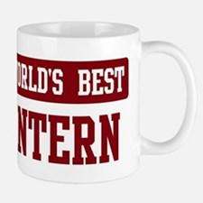 Worlds best Intern Small Small Mug