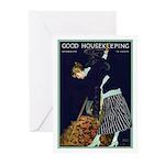 Good Housekeeping Greeting Cards (Pk of 20)