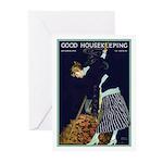 Good Housekeeping Greeting Cards (Pk of 10)