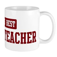 Worlds best Geology Teacher Mug