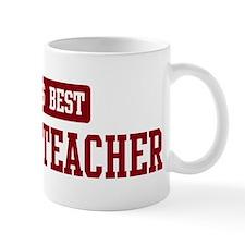 Worlds best Geology Teacher Mug