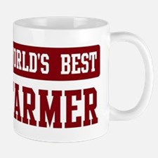 Worlds best Farmer Mug