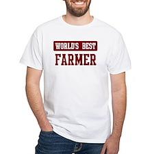 Worlds best Farmer Shirt