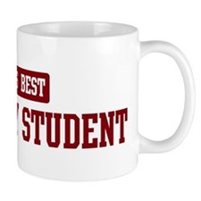 Worlds best Geography Student Small Mug