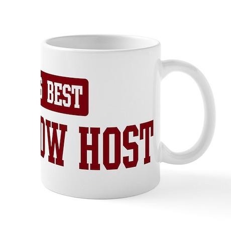 Worlds best Game Show Host Mug