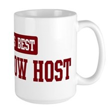 Worlds best Game Show Host Mug