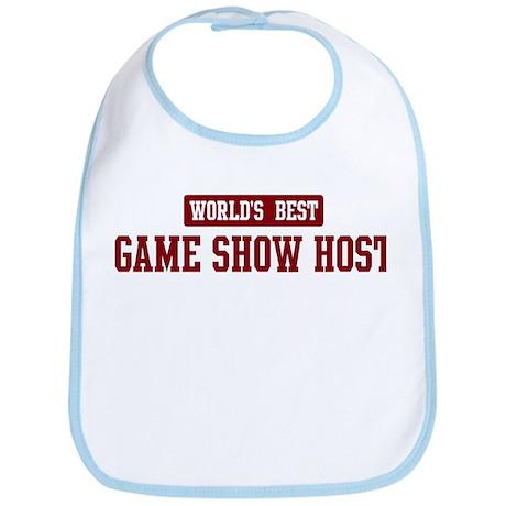 Worlds best Game Show Host Bib