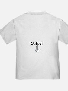 Input Output - T