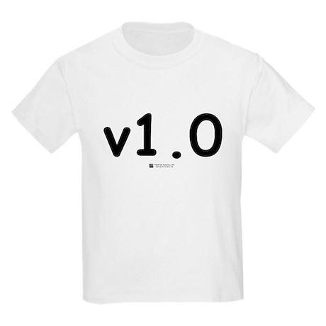 v1.0 - Kids T-Shirt