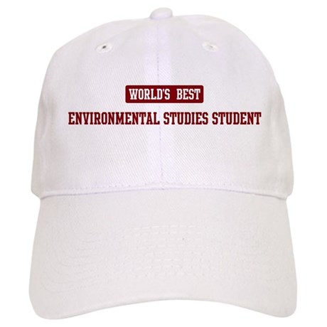 Worlds best Environmental Stu Cap