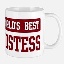 Worlds best Hostess Mug