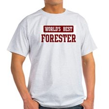 Worlds best Forester T-Shirt