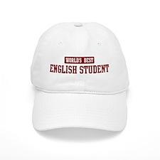 Worlds best English Student Baseball Cap