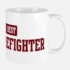 Worlds best Forest Firefighte Mug