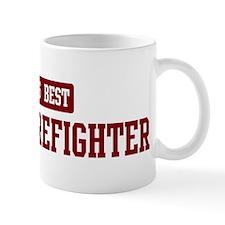 Worlds best Forest Firefighte Mug