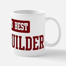 Worlds best Home Builder Small Small Mug