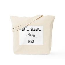 Eat ... Sleep ... MICE Tote Bag