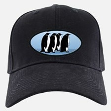 Penguins on the March Baseball Hat
