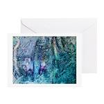 ICEANGEL BLUE Greeting Cards (Pk of 10)
