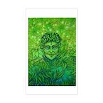 GREEN JACK Rectangle Sticker