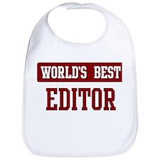 Worlds best Editor Bib