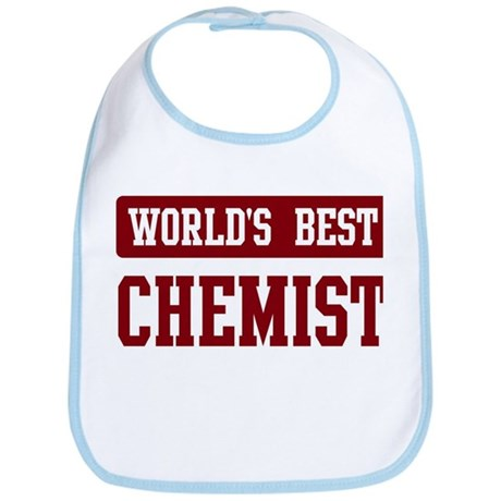 Worlds best Chemist Bib