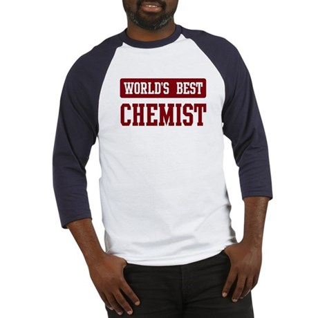 Worlds best Chemist Baseball Jersey