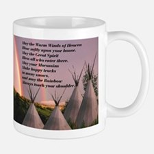 Cherokee Blessing Prayer Mug