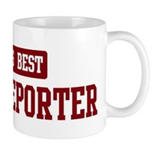 Worlds best Court Reporter Mug