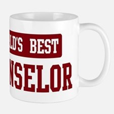 Worlds best Counselor Mug