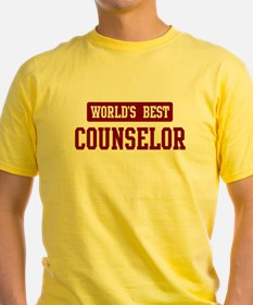 Worlds best Counselor T
