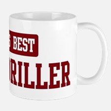 Worlds best Earth Driller Mug