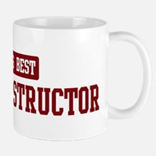Worlds best Driving Instructo Mug