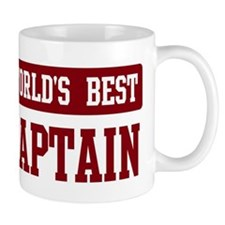 Worlds best Captain Mug