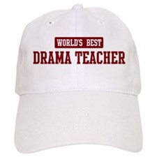 Worlds best Drama Teacher Baseball Cap