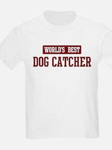 Worlds best Dog Catcher T-Shirt