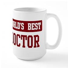 Worlds best Doctor Coffee Mug