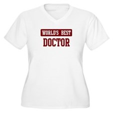 Worlds best Doctor T-Shirt