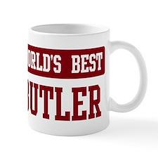 Worlds best Butler Small Mug